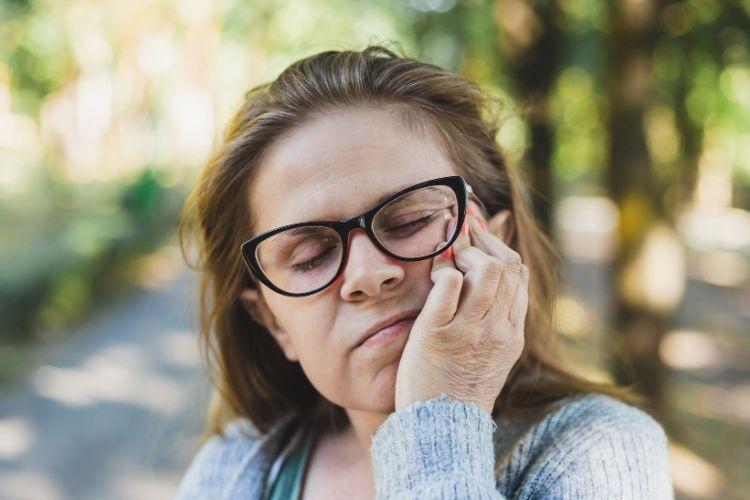 Dental Bridge Pain